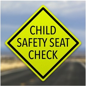 2018 FREE Child Safety Seat Checkpoints