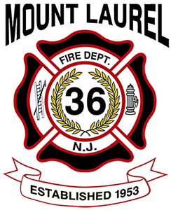 Mount Laurel Fire Dept  – Established 1953